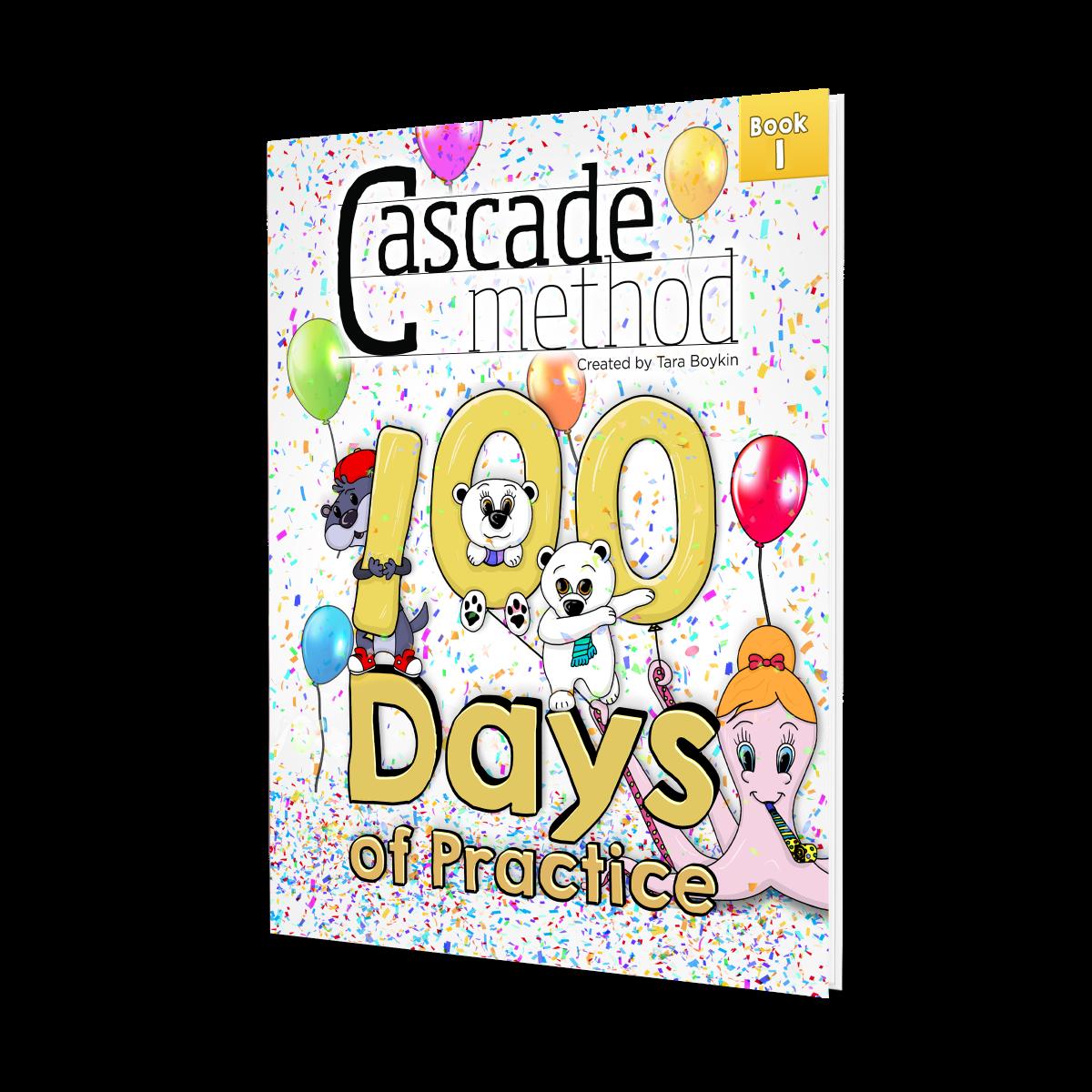 Children's Piano Book 100 Days of Practice Book 1