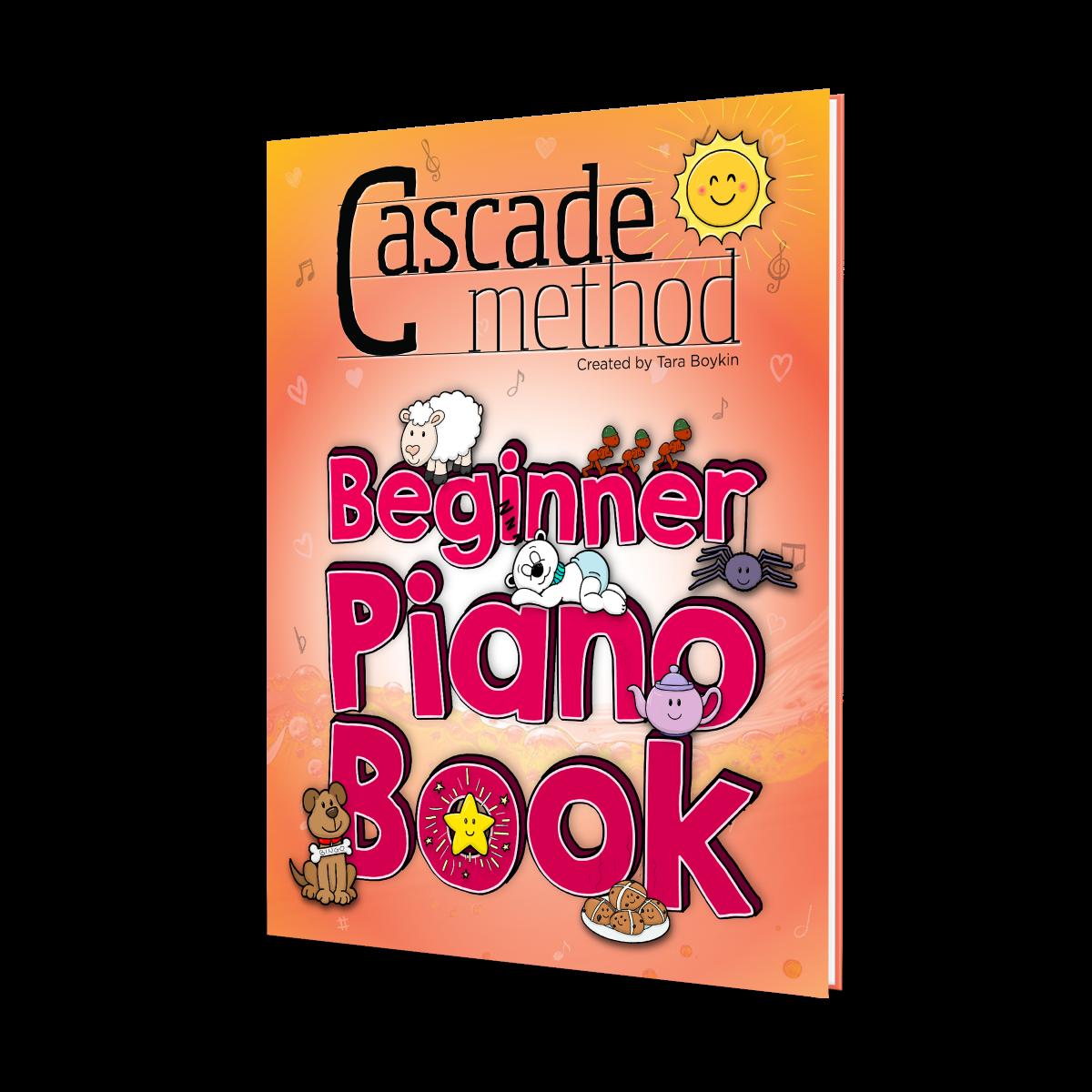 Children's Beginner Piano Book