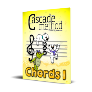 Children's Piano Chords Book