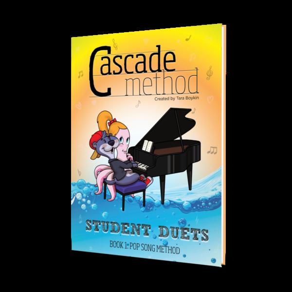 Student Duets Book 1: Pop Song Method