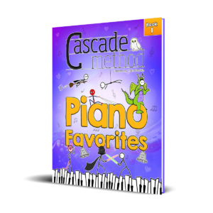 Piano Favorites Children's Book 1