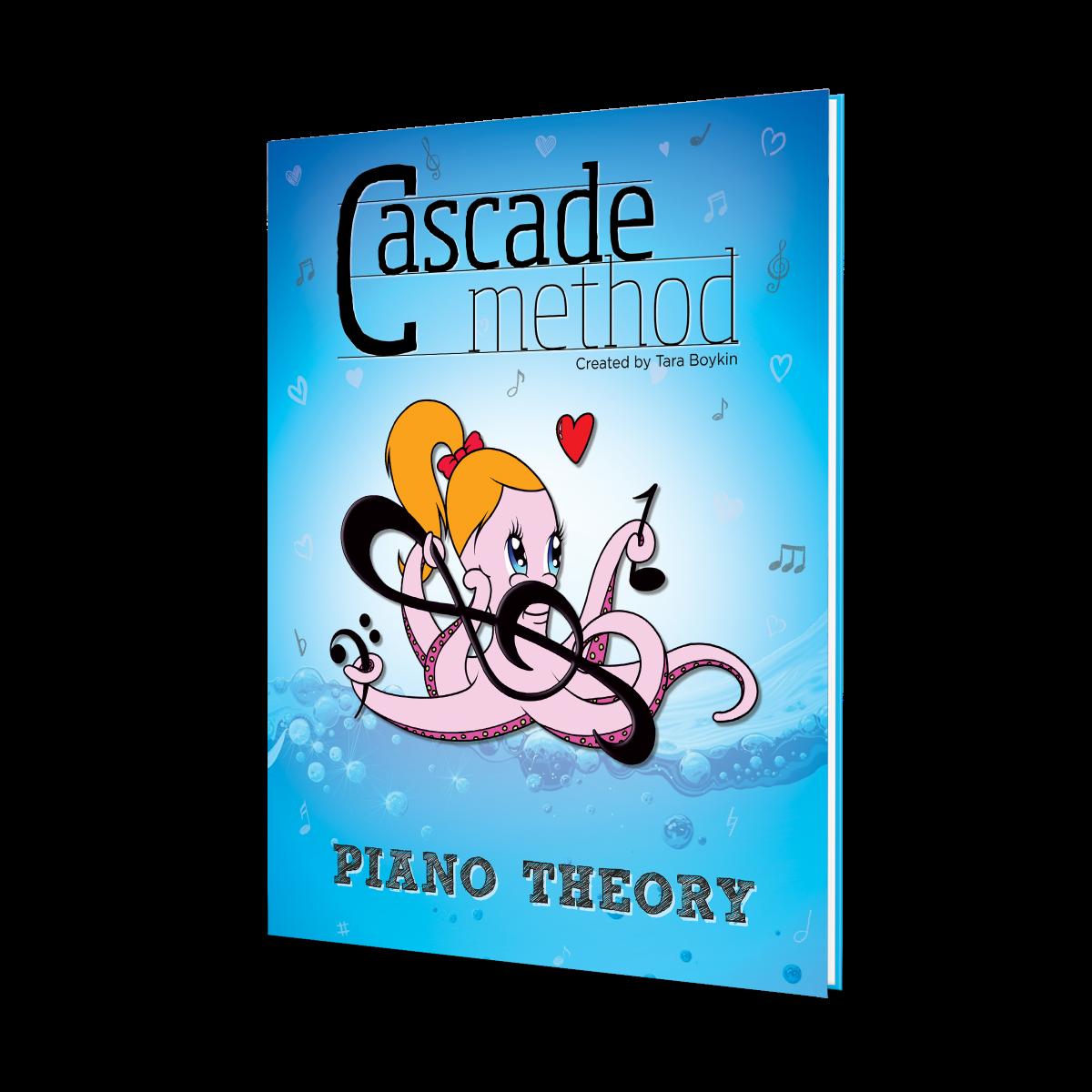 piano theory, Cascade Method