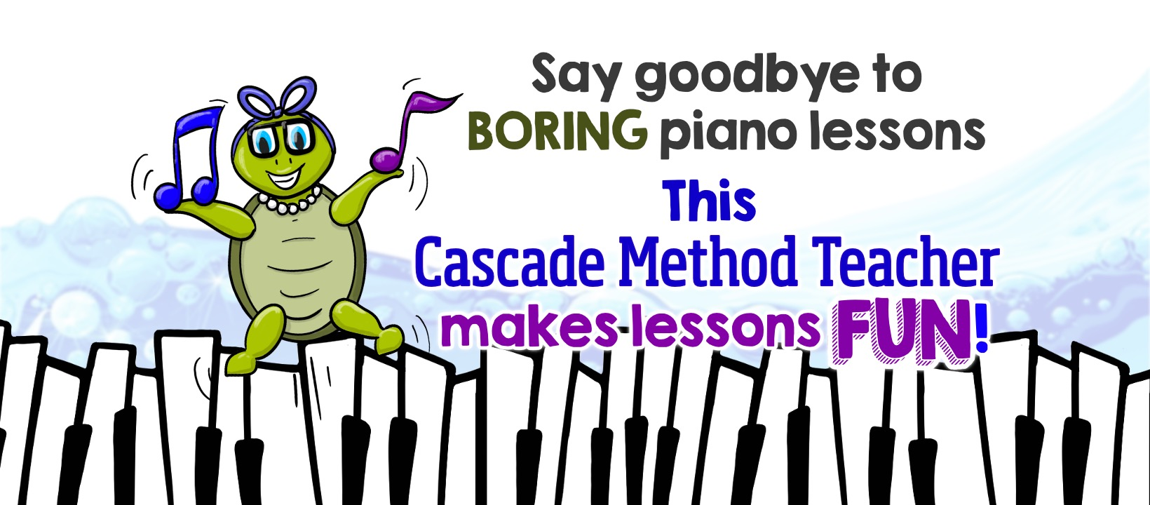Cascade Method Facebook Banner
