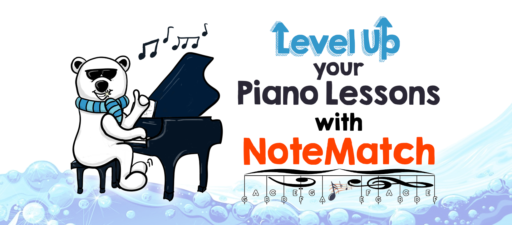 Level Up Your Piano Lessons with Notematch