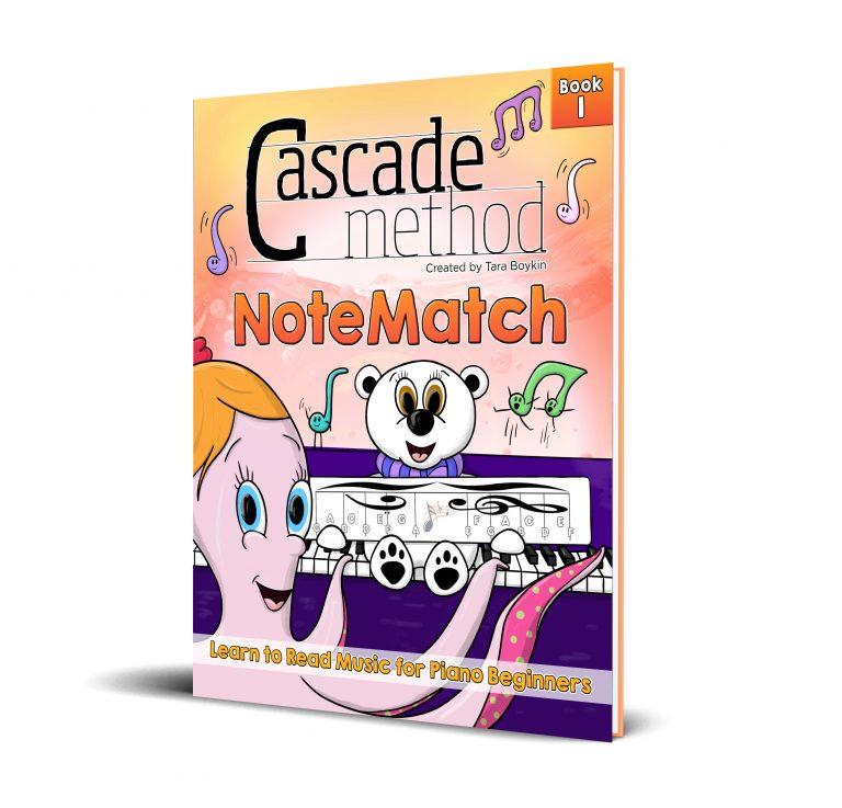 NoteMatch Book 1