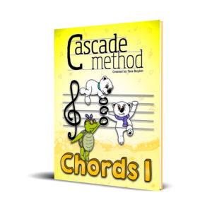 Cascade Method Chords 1 Book