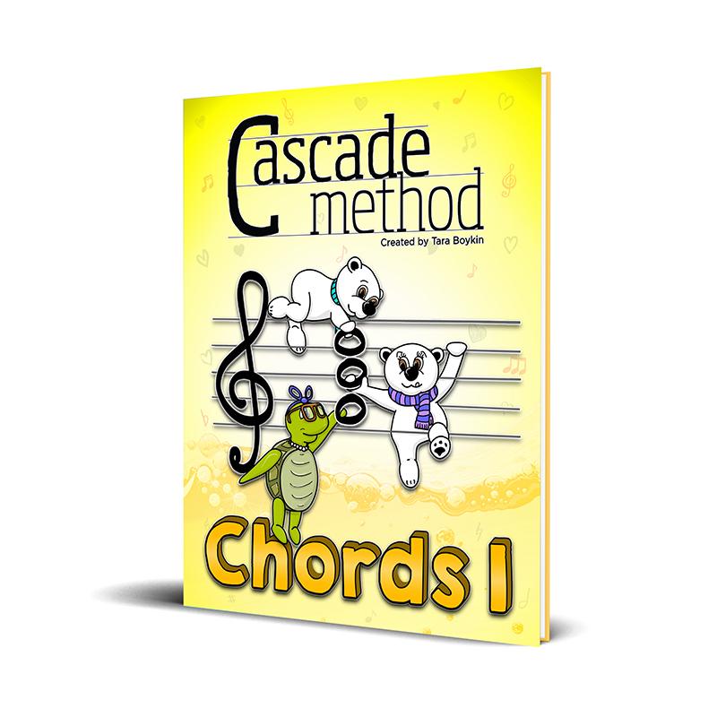 Cascade Method Chords 1 Book