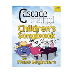 Cascade Method Books Children's Songbook