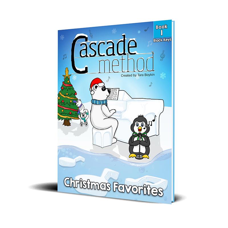 Christmas Favorites Book 1 Black Keys
