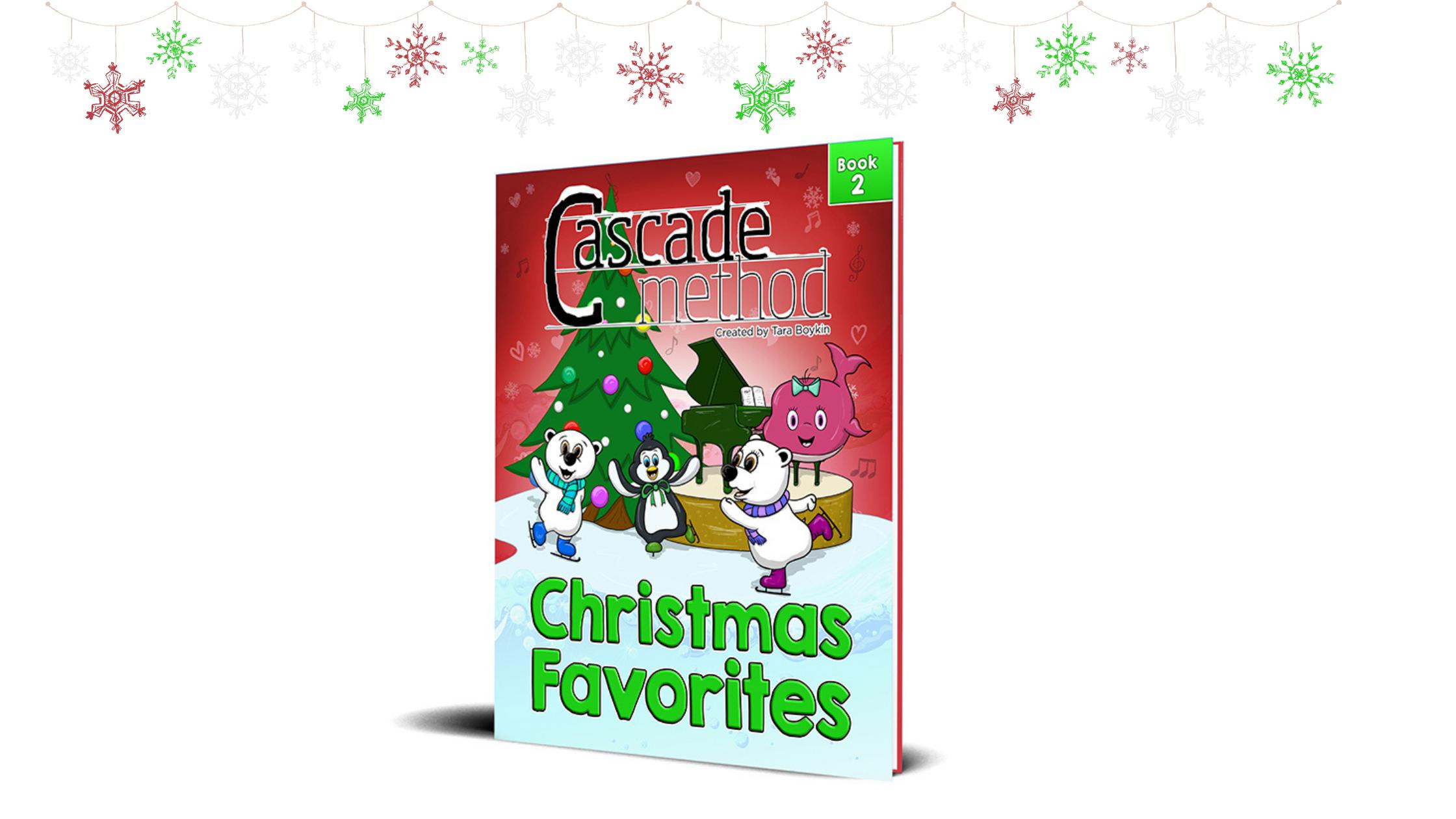 Cascade Method Christmas Favorites Book 2