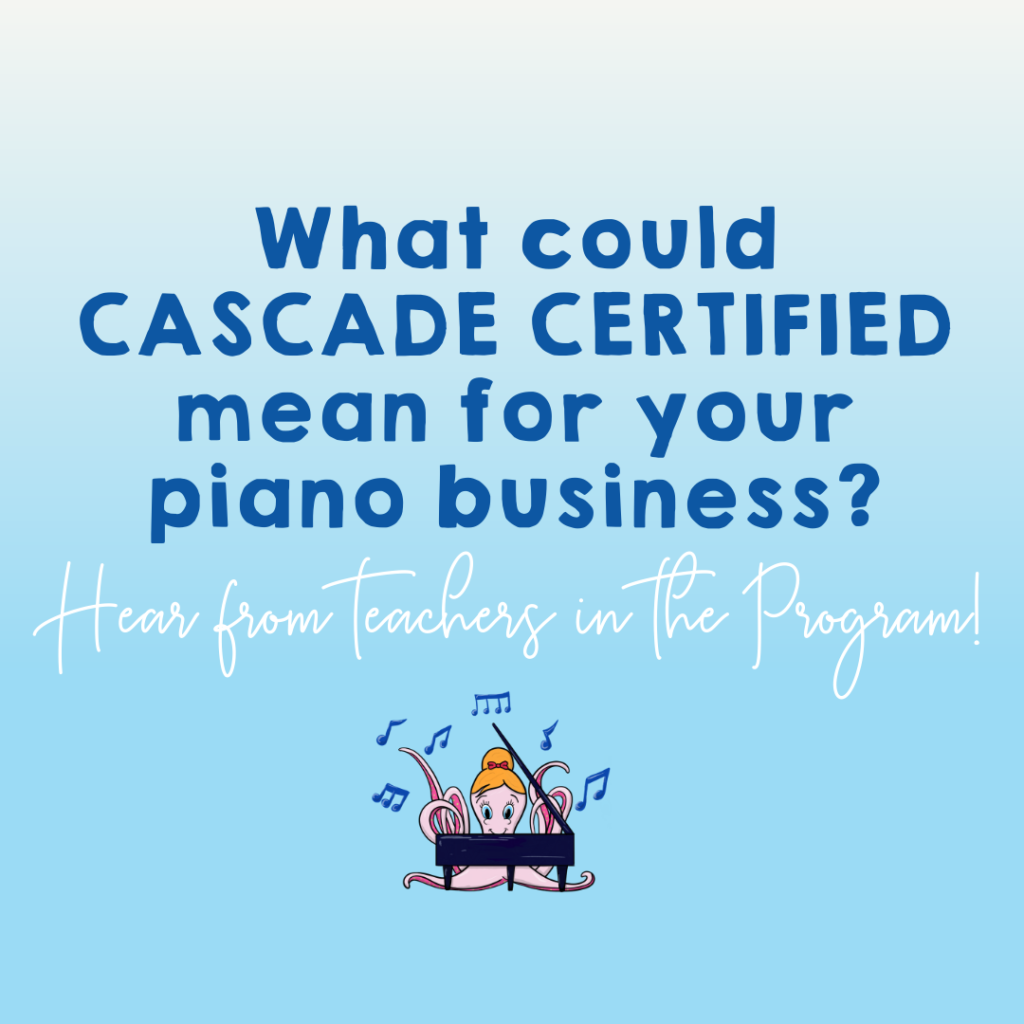 What Cascade Certified could mean for your business?