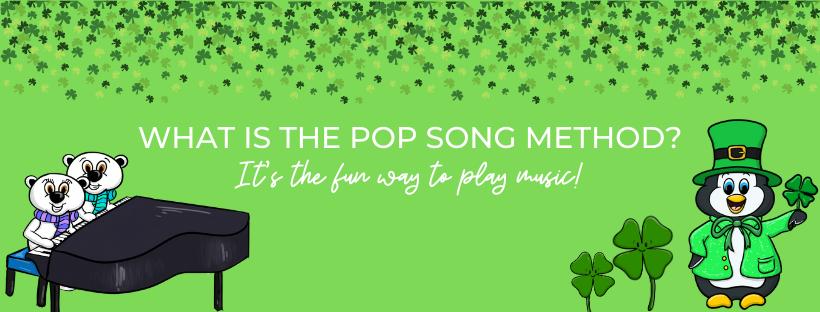 Pop Song Method Banner
